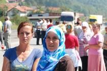 Mještani Bistrice blokirali magistralni put M-17 u Topčić Polju: Izdaje nas strpljenje