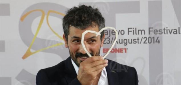 Dobitnik nagrade za najbolju mušku ulogu 20. SFF-a Duman: Volim Sarajevo, sigurno ću ponovo doći