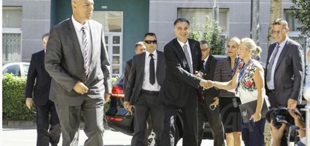 Izetbegović, Josipović, Vujanović i Nikolić stigli u Mostar na potpisivanje Deklaracije o nestalim