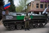 Ukrajina: Pobunjenici iz zasjede napali vojni konvoj, ubijeno deset vojnika