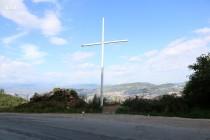Na Zlatištu iznad Sarajeva osvanuo spomen-krst