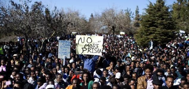 Izrael protjeruje azilante iz Afrike