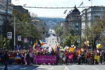 Završena Parada ponosa – Beograd bez većih incidenata