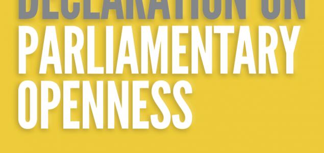 Deklaracija o otvorenosti parlamenata