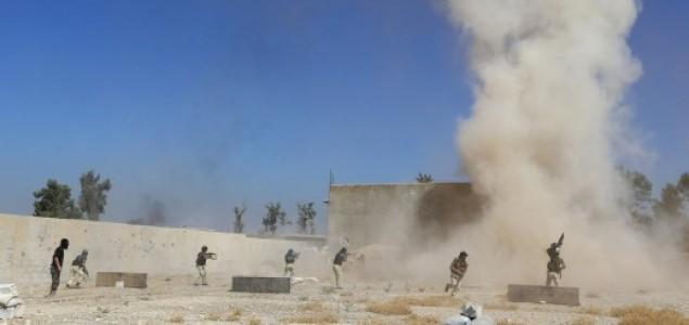 U sirijskom zračnom udaru ubijeno 18 džihadista