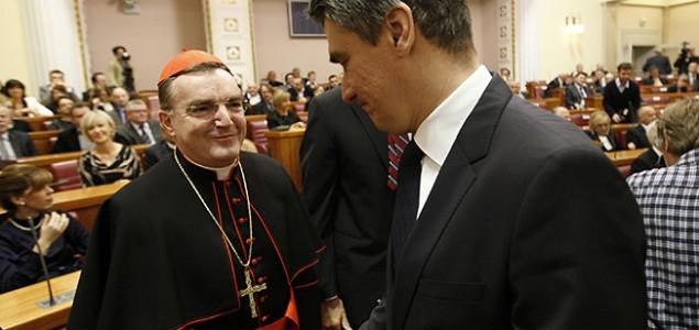 Danas prosvjed protiv Vatikanskih ugovora: Prestanimo Crkvi davati milijarde iz proračuna!