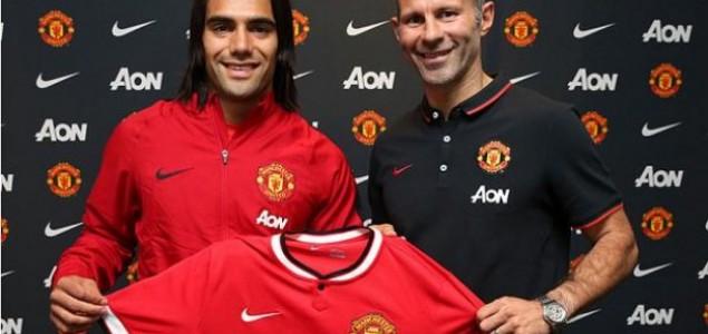 Falcao: Hvala Bogu na ovome, želim usrećiti navijače Uniteda
