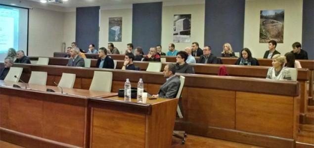 Mirsad Lavić izabran za predsjednika Nadzornog odbora Komore Grada Mostara