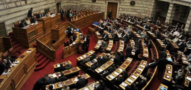 Skupština Grčke o zabrani rasizma i negiranja Holokausta