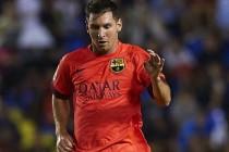 Barcelona se spotaknula kod Malage, Messi dobio batine