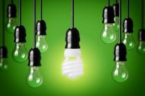Štedne žarulje za spas okoliša