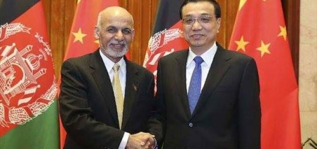 Kina izdvaja 81 milion dolara za Avganistan