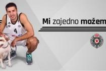 Humanitarci: Košarkaši Partizana udomljavaju pse i mačke!