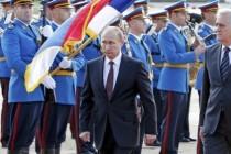 DODIK OD RUSKIH BAJKERA DOBIO LIJEPI KOŽNI PRSLUK