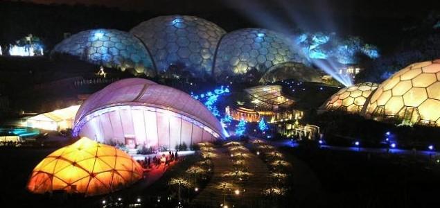 Eden Project: Najveći staklenik na svijetu, Engleska