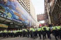 """Policija u Hong Kongu rastjerala prosvjednike: """"Upali su dok smo spavali"""""""