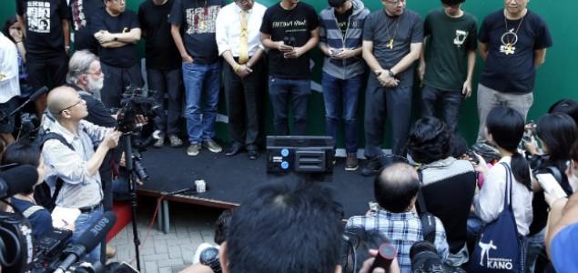 Studentska reakcija na vladino otkazivanje pregovora: Masovni prosvjedi večeras u Hong Kongu