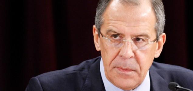 Lavrov: Rusija će priznati izborne rezultate pobunjenika