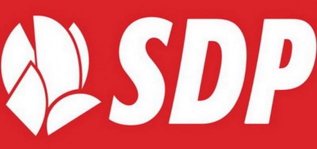 """SDP: """"Pozivamo gradonačelnika Mostara da opozove skup potpore hrvatskim uznicima u Haagu"""""""