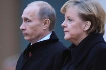 Kremlj: Nesuglasice Putina i Merkel oko Ukrajine