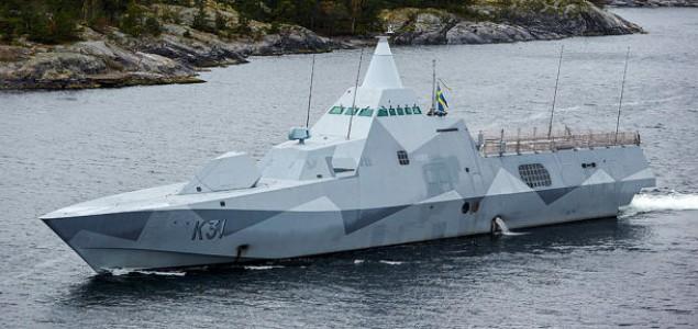 Švedska mornarica u lovu na podmornicu, Putin tvrdi: nije ruska