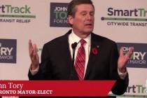Toronto dobio novog gradonačelnika, završena era kontroverznog Roba Forda