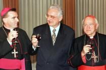 """Katolička crkva i hrvatska država: """"Stanje nacije"""" u ime Oca i Sina i Duha Svetoga"""