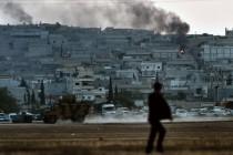 Zračni napadi potiskuju džihadiste: Kurdi vratili dobar dio Kobanija