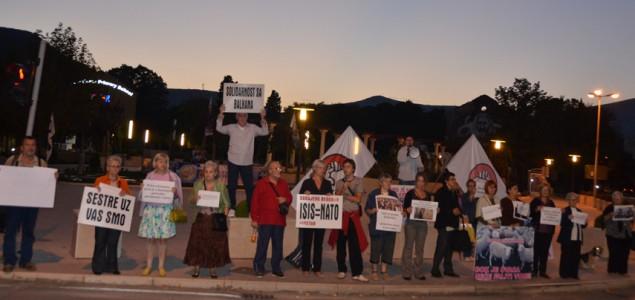Mostar, Sarajevo, Beograd: Kobane ne smije biti nova Srebrenica