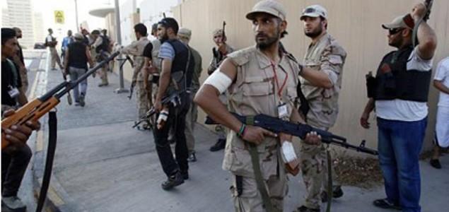 Vlada Libije naredila trupama da zauzmu Tripoli