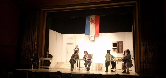 Repertoar Narodnog pozorišta Mostar za 11. mjesec 2014.