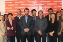 Naša stranka: Ušli smo u Parlament Federacije