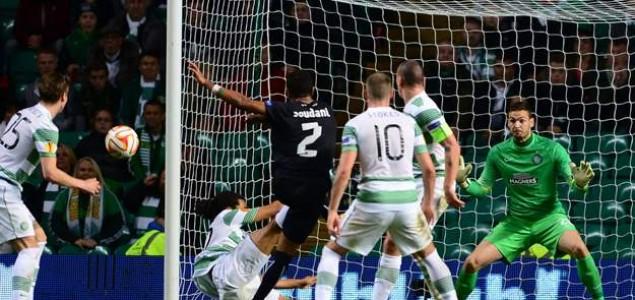 Otočki mediji: Celtic se očajnički branio protiv Dinama, slavio je samo zbog čudesnog vratara