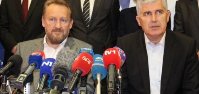 Dogovor u Mostaru: HDZ i SDA partneri u FBiH