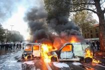 Generalni štrajk u cijeloj Belgiji