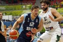 Eurobasket: Bosna i Hercegovina u trećem šeširu