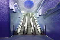 Napuljski metro: Podzemna umjetnička galerija