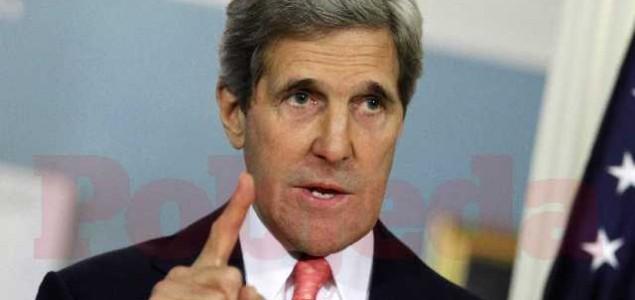 Keri ostaje u pregovorima s Iranom