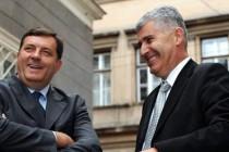 Jučer  je u Banjoj Luci potvrđen kontinuitet Čovićevog i Dodikovog antidržavnog djelovanja