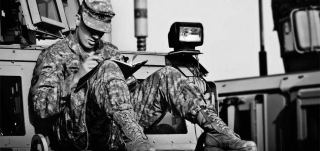 Pismo nepoznatog borca Armije RBiH