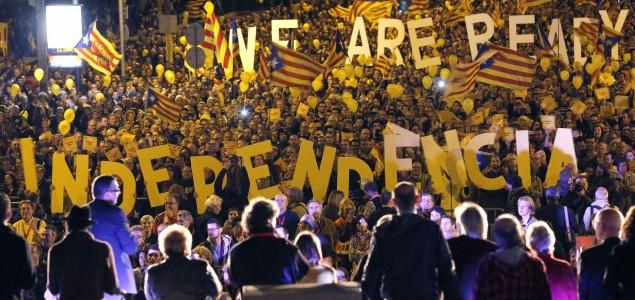 Katalonija: 80 odsto za nezavisnost