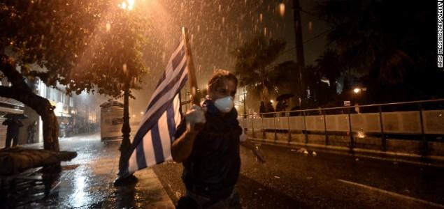 Sukobi policije i demonstranata u Atini