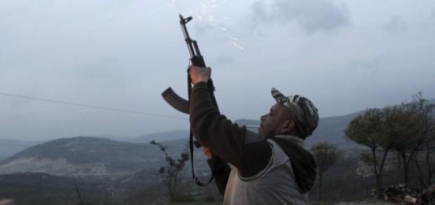 Al-Kaida zauzela važnu vojnu bazu u Siriji