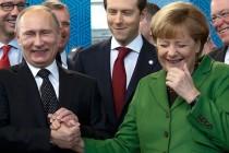 Merkel dolazi u posjetu Putinu