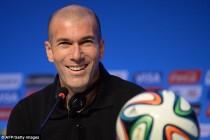 Zinedin Zidane izabrao najboljih 11 današnjice
