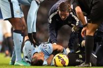 Manchester City bez Aguera narednih šest mjeseci?