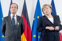 Oland i Merkelova poručili Putinu i Porošenku: Ne gubite vreme