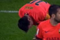 Gađanje Messija je posljednje što je uradio na Mestalli