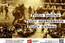 """Osnovana Radnička fronta: """"Ako treba, spremni smo i za revoluciju"""""""