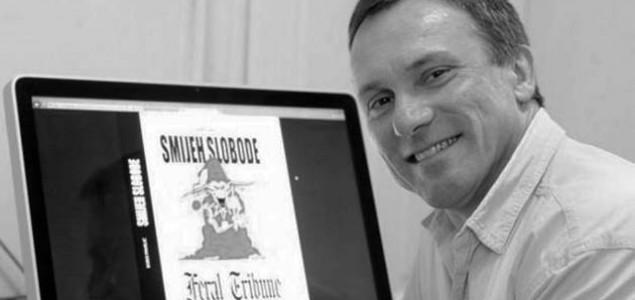 Promocija knjige Smijeh slobode – uvod u Feral Tribune 2. izdanje
